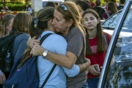 17 قتيلا في عملية إطلاق نار داخل ثانوية بولاية فلوريدا الأمريكية
