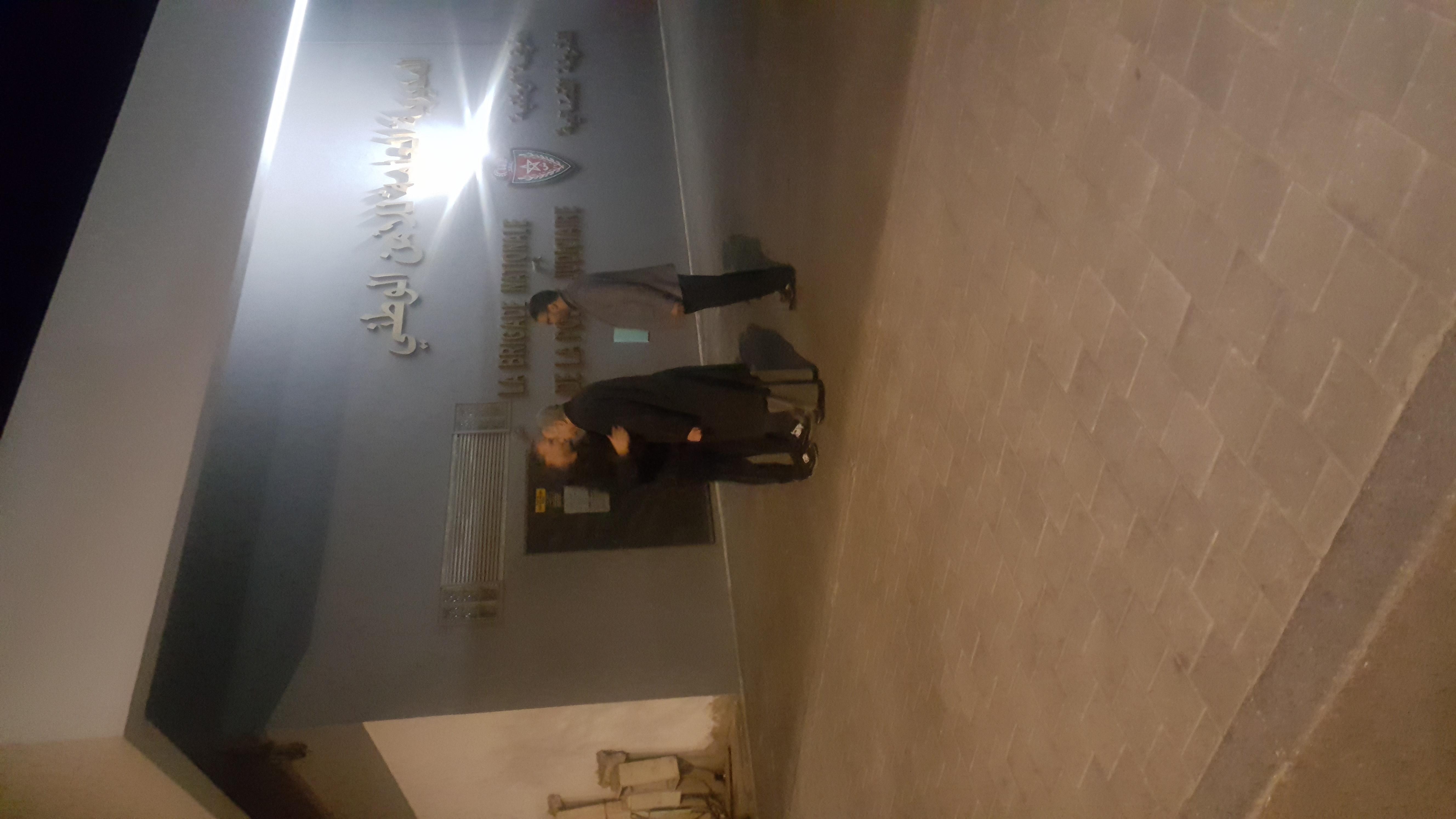 عاجل… محامون يلجون في هذه الأثناء مقر الفرقة الوطنية لملاقاة توفيق بوعشرين