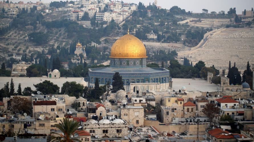 الولايات المتحدة تعلن نقل سفارتها من تل أبيب إلى القدس رسميا