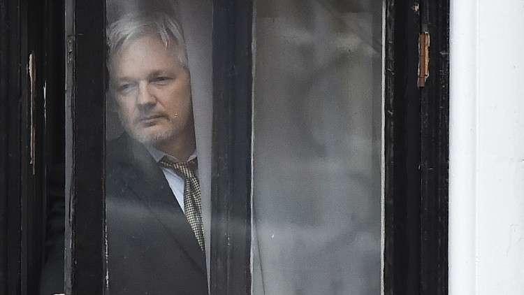 """محكمة بريطانية ترفض طلب مؤسس موقع """"ويكيليكس"""" إسقاط مذكرة الاعتقال الصادرة بحقه"""