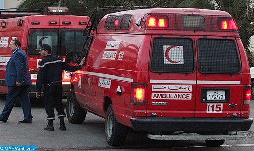 تازة… نقل 87 تلميذا للمستشفى بعد تسجيل حالات اختناق بسبب غاز البوتان