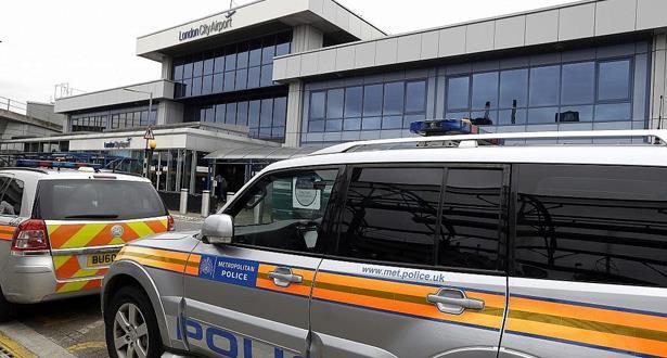 إغلاق مطار لندن سيتي بعد العثور على قنبلة