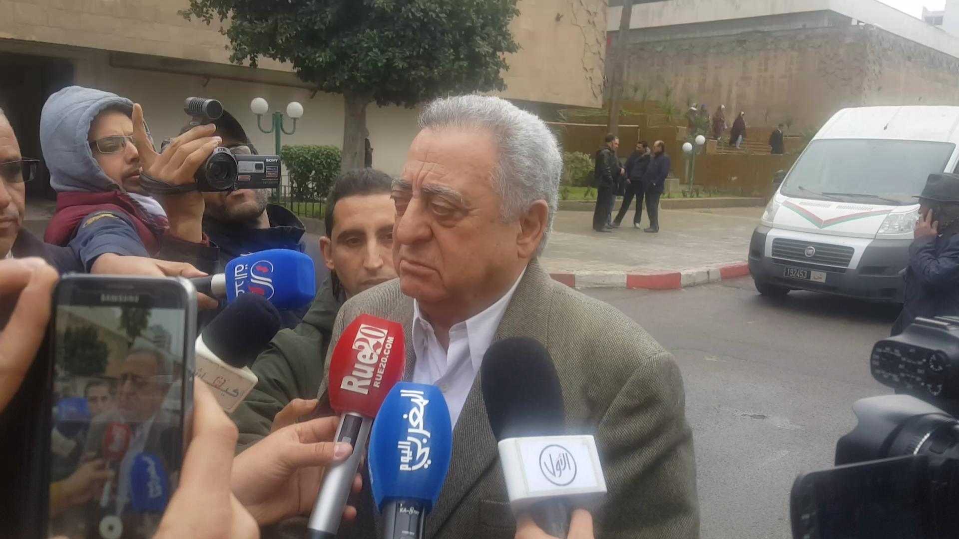 بعد نصف ساعة الوكيل العام لاستئنافية الدار البيضاء يقرر مصير بوعشرين