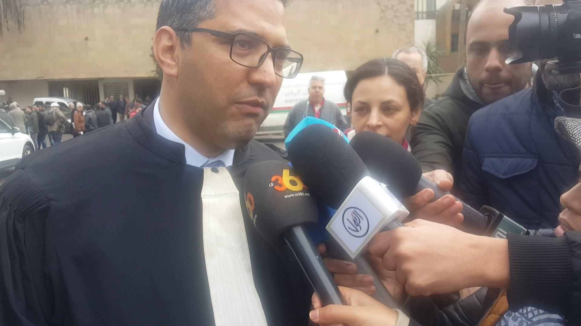 بالفيديو … المحامي الإدريسي يكشف مصير توفيق بوعشرين
