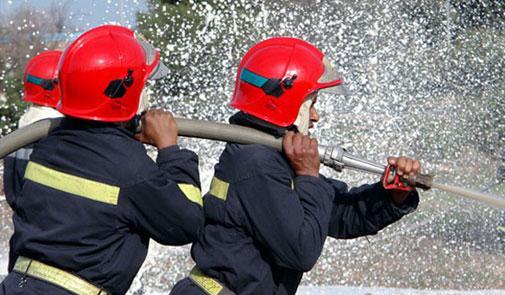 مصرع شخص وإصابة 4 آخرين من أسرة واحدة جراء حريق بمسكنهم بسلا