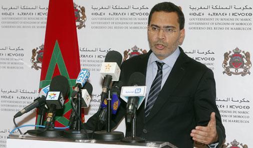 """الحكومة المغربية: """"ليست هناك أي مفاوضات مباشرة بين المغرب """"والبوليساريو"""