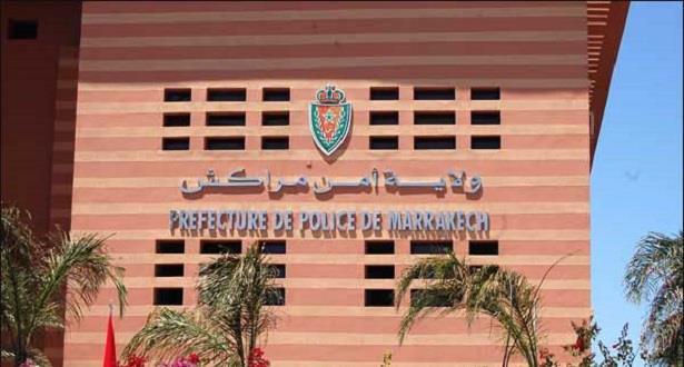 اعتقالات واسعة تشنها المصالح الأمنية بالمحاميد بمراكش
