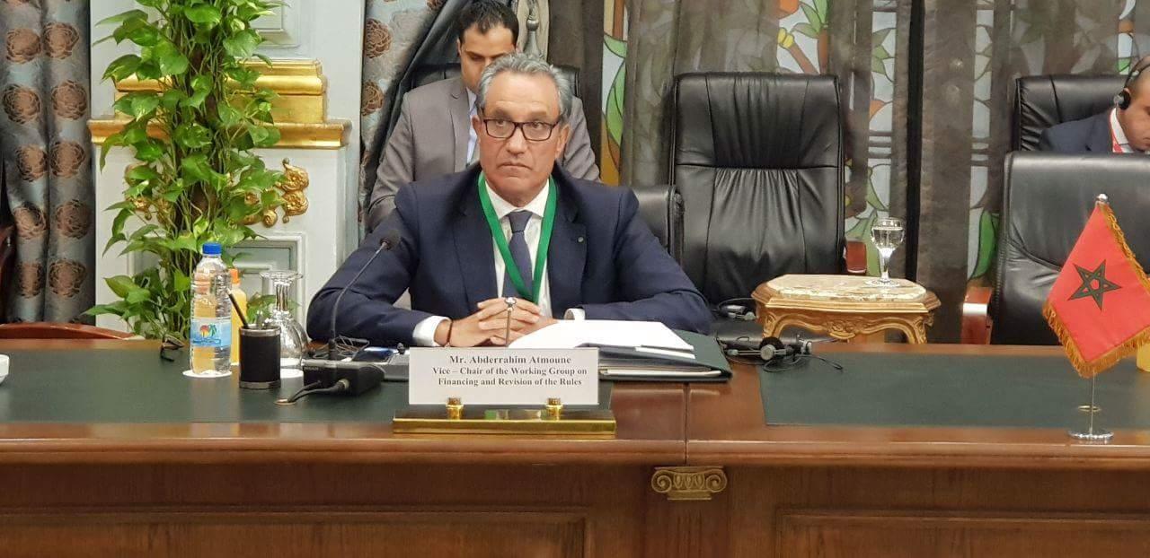 عبد الرحيم عثمون يشارك في اجتماع مهم للجمعية البرلمانية للاتحاد من أجل المتوسط بالقاهرة