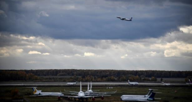 تحطم طائرة ركاب روسية في محيط موسكو