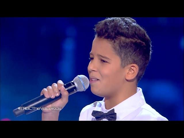 """الطفل المغربي حمزة لبيض يفوز بلقب أحلى صوت في برنامج """"دوفويس كيدز"""""""