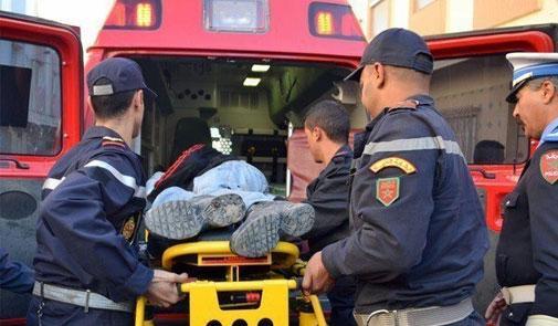 مصرع عامل وجرح آخر في ورش للبناء بالدار البيضاء