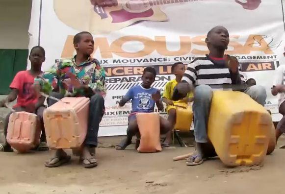 قرع الطبول بموريتانيا