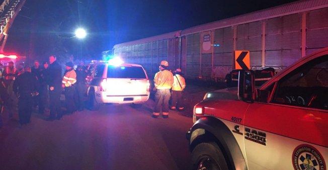 الولايات المتحدة: مقتل شخصين وجرح العشرات إثر اصطدام قطارين