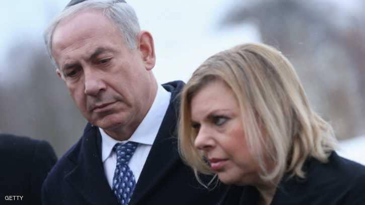 للمرة الأولى.. الشرطة تحقق مع نتانياهو وزوجته