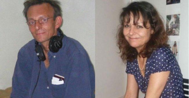 التحقيقات مستمرة في قضية مقتل الصحافيين الفرنسيين جيسلان دوبون وكلود فيرلان