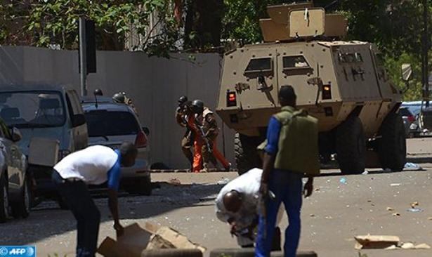 30 قتيلا على الأقل في هجوم على مقر القوات المسلحة ببوركينا فاسو