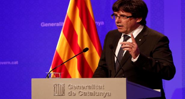 القضاء الإسباني يطالب من جديد برؤوس الانفصاليين الكاتلان