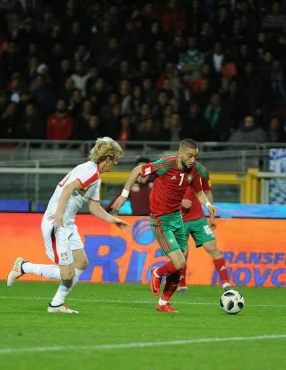 بعد هزم صربيا… تعرف على ما قالته جرائد إسبانيا والبرتغال وإيران في حق المغرب