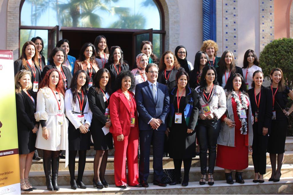 وزارة بنعتيق تحتفي بالمرأة بطريقة خاصة في عيدها الأممي