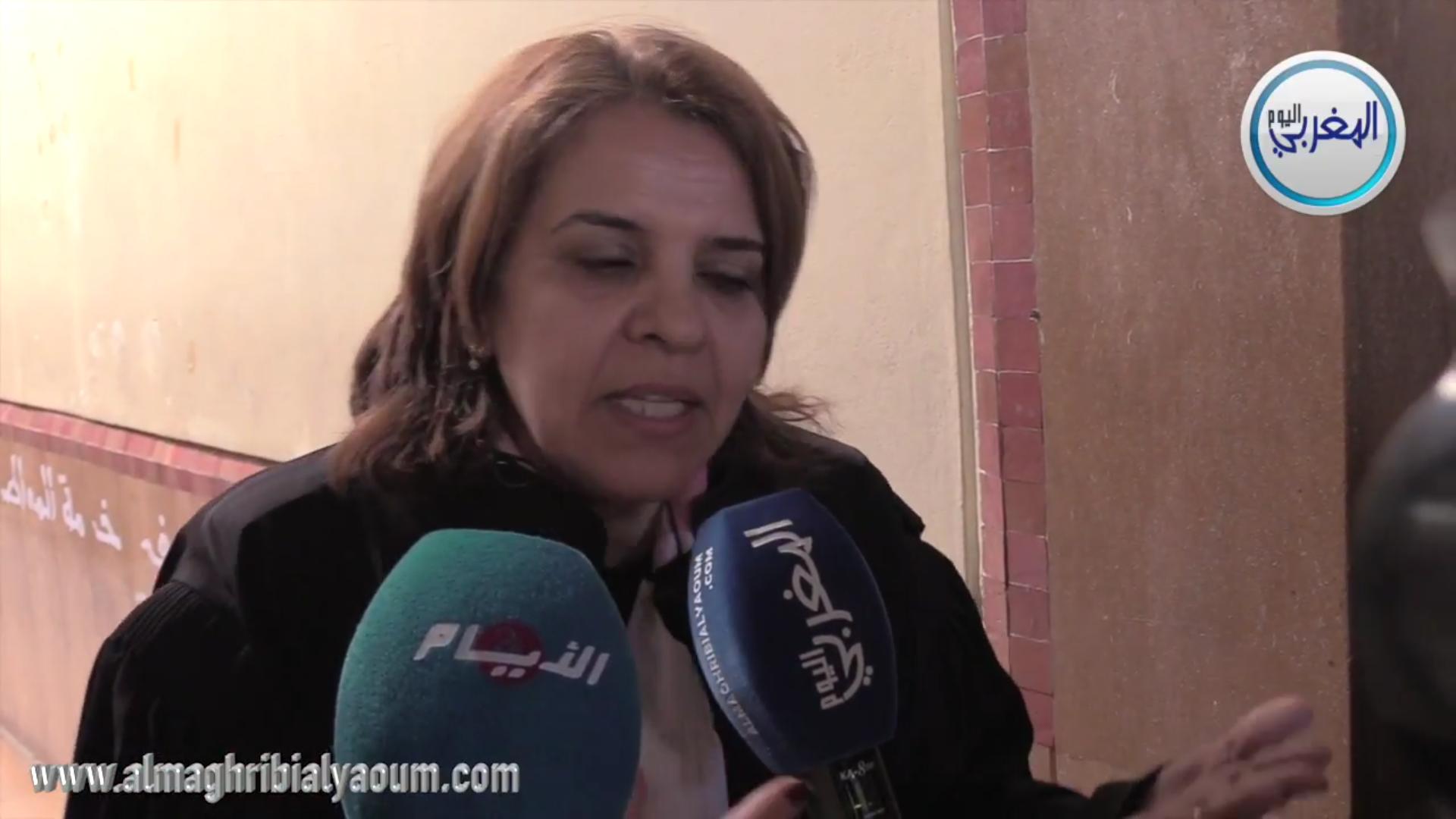 شهادات حية من المحكمة لدفاع ضحايا بوعشرين + فيديو