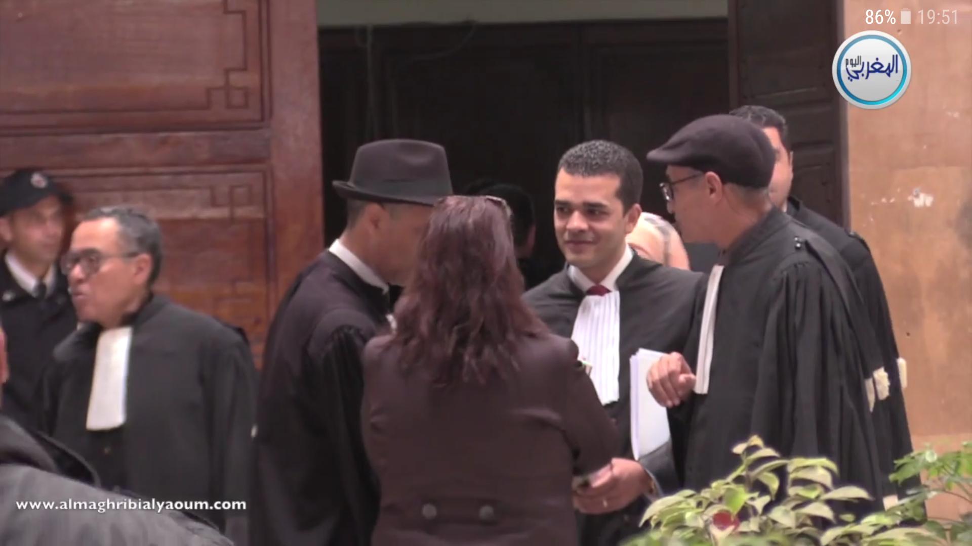 بالفيديو… أقوى لحظات محاكمة توفيق بوعشرين أمام محكمة الجنايات