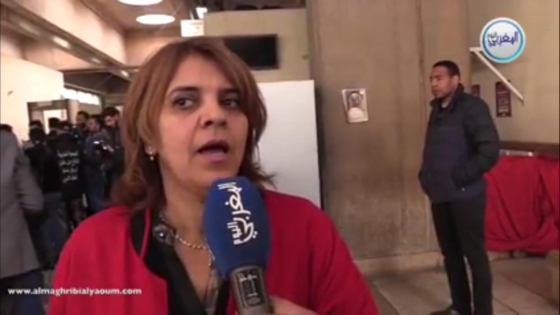 """المحامية الطالبي: """"بوعشرين يستقوي على القوانين الوطنية بدفاع الإخوان المسلمين"""""""