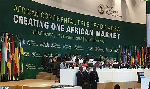 انطلاق أشغال القمة الاستثنائية 10 للاتحاد الإفريقي بمشاركة المغرب