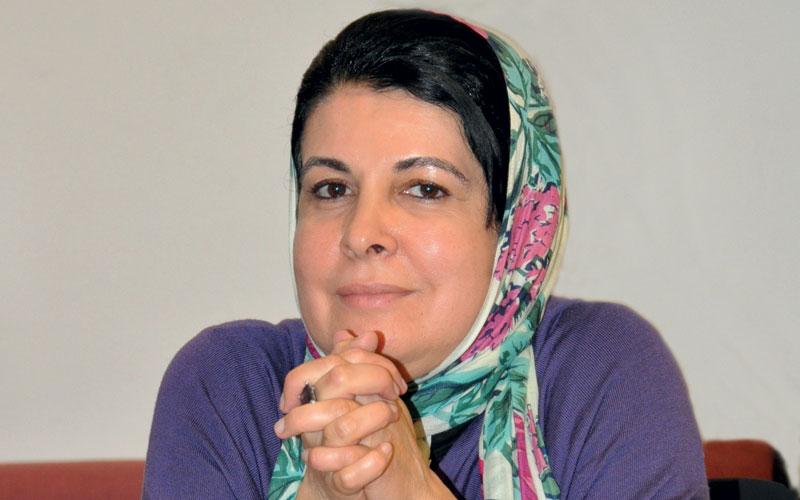 حركة ضمير تتضامن مع أسماء لمرابط وتندد بهجمات أمراء الظلام ضدها