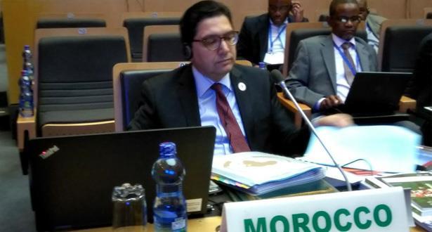 المغرب سيشغل ابتداء من بداية أبريل منصبه كعضو في مجلس السلم والأمن التابع للاتحاد الافريقي