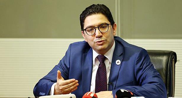 وزير خارجية المغرب… خطاب الجزائر حول قضية الصحراء المغربية له جانب منغلق ومحدود