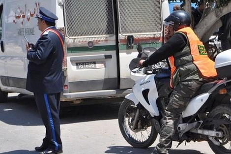 العيون.. مفتش شرطة يطلق النار اضطراريا لتوقيف مجرم خطير