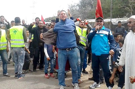 الفقيه بن صالح… اعتقال 16 شخصا بسبب عرقلتهم لعملية تنفيذ حكم قضائي