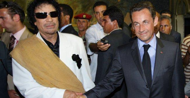 الشرطة الفرنسية توقف الرئيس الأسبق ساركوزي احترازيا