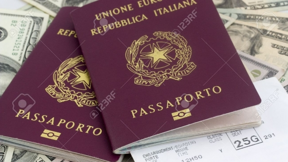 """""""الأنتربول"""" يدخل على خط سرقة جوازات سفر إيطالية وبيعها بالمغرب"""