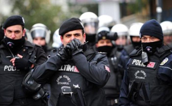 السلطات التركية تتخذ إجراءات أمنية مشددة تحسبا لهجمات إرهابية محتملة