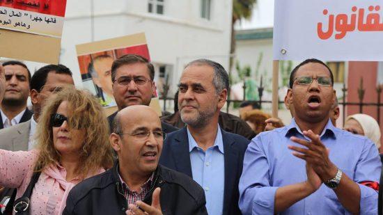بعد الجدل الكبير… ندوة حامي الدين خارج أسوار النقابة الوطنية للصحافة المغربية