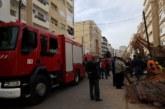 سقوط رافعة بناء بحي المعاريف بالدار البيضاء يخلق هلعا ويسقط جرحى
