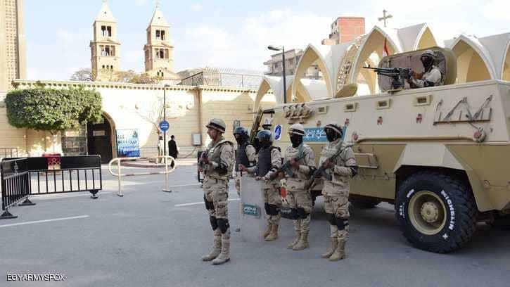 اعتقال خلية إرهابية كانت على وشك استهداف مسيحيين بمصر