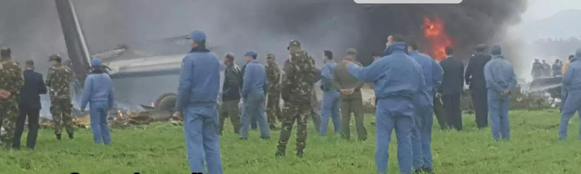 مقتل 26 عنصرا من البوليساريو خلال تحطم الطائرة العسكرية الجزائرية