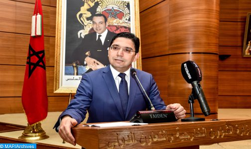 بوريطة يعلق على قرار مجلس الأمن حول الصحراء المغربية