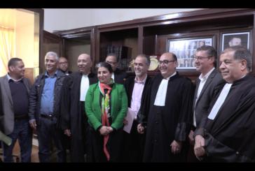 بالفيديو… هذا ما قررته نقابة الصحافيين وهيئة المحامين بعد حادث الاعتداء على صحافية