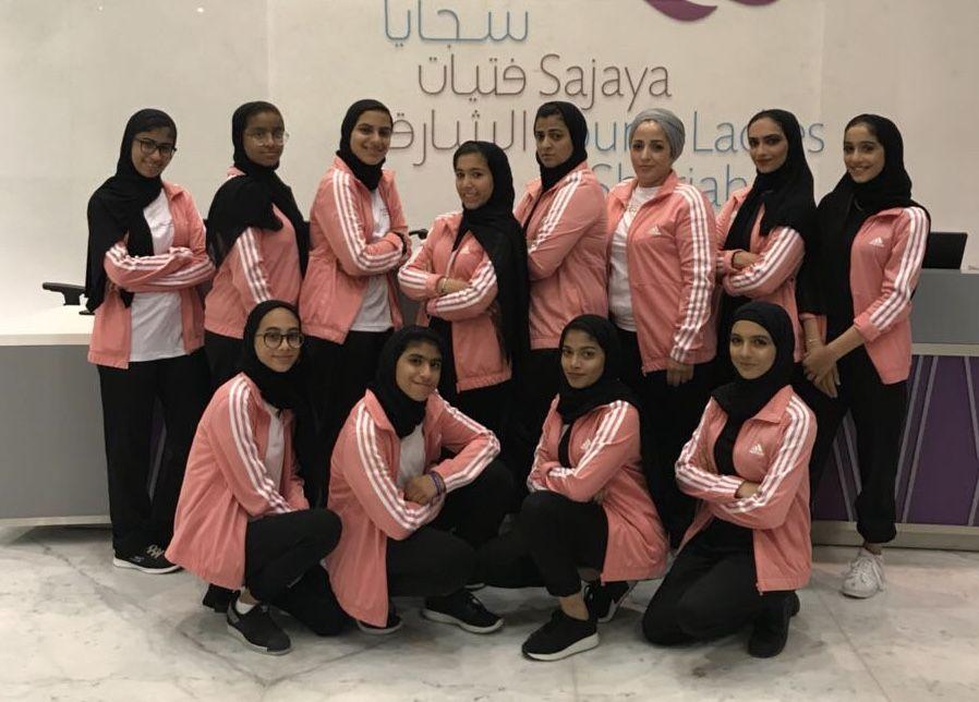 فتيات إماراتيات في أول رحلة تسلق لجبال توبقال بالمغرب