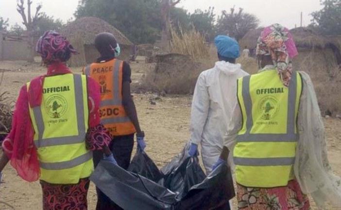 ارتفاع حصيلة هجوم جماعة مسلحة بنيجيريا إلى 20 قتيلا