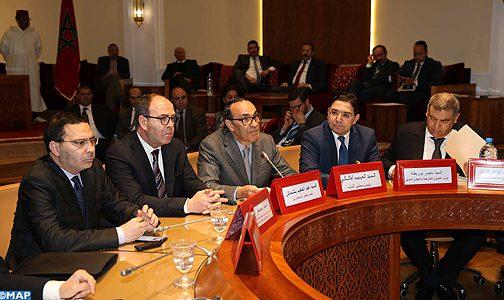 بوريطة يوجه رسائل قوية للخصوم: المغرب لن يسمح أبدا بأي تغيير للوضع التاريخي والقانوني للمنطقة العازلة التي تعتبر جزءا من التراب الوطني