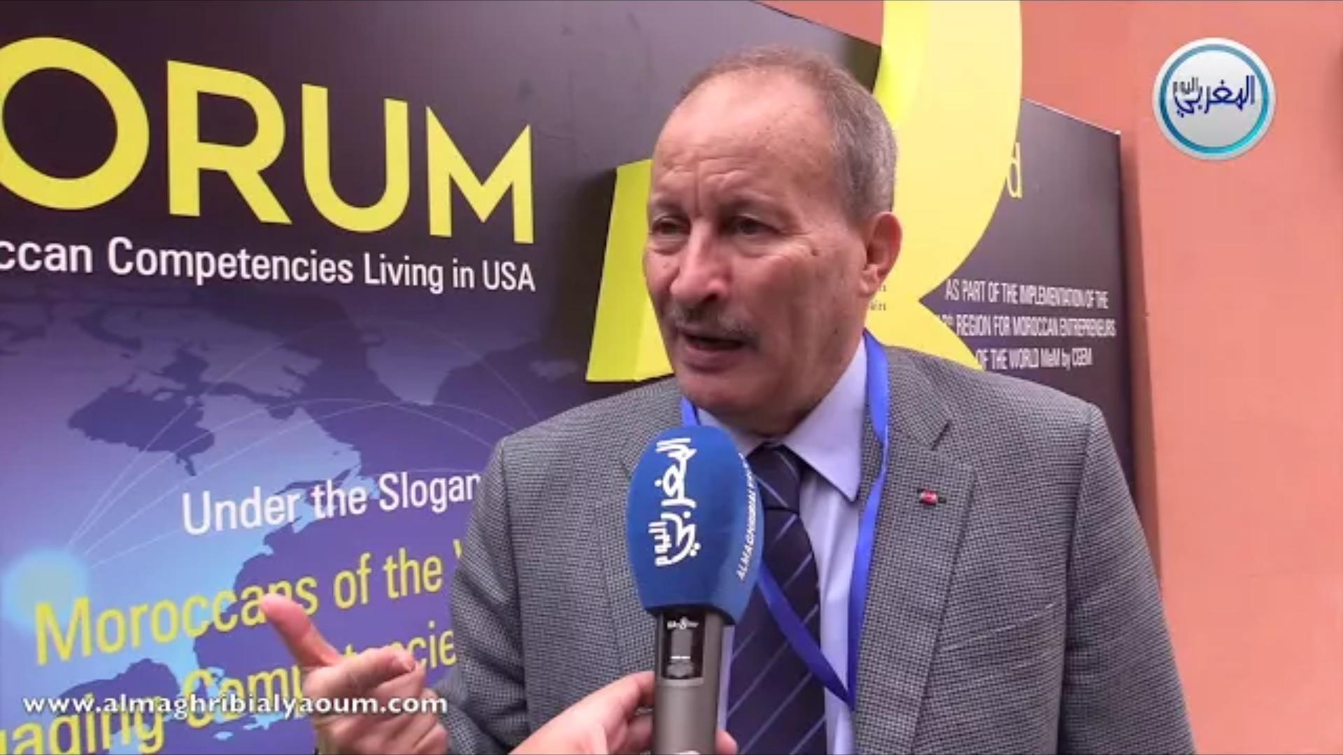 بالفيديو… حسن السمغوني يكشف من مراكش أهداف الملتقى 3 للكفاءات المغربية بأمريكا