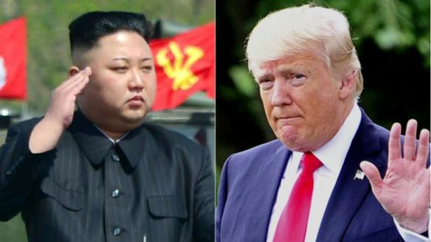 أول تصريح للرئيس الأمريكي بعد تعليق كوريا الشمالية للتجارب النووية