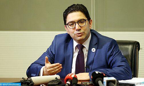وزير خارجية هولندا: حل قضية الصحراء يجب أن يمر عبر الأمم المتحدة