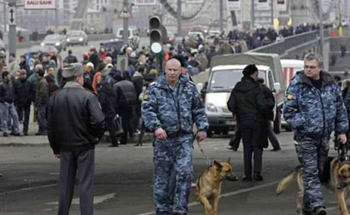 روسيا… اعتقال عناصر متطرفة خططت لأعمال إرهابية