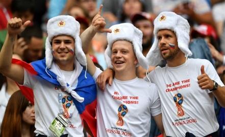 مونديال روسيا 2018… إجراءات أمنية مشددة سيخضع لها المشجعون