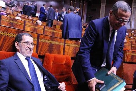 فريق برلماني يطالب بالاقتطاعات من أجور الوزراء المتغيبين